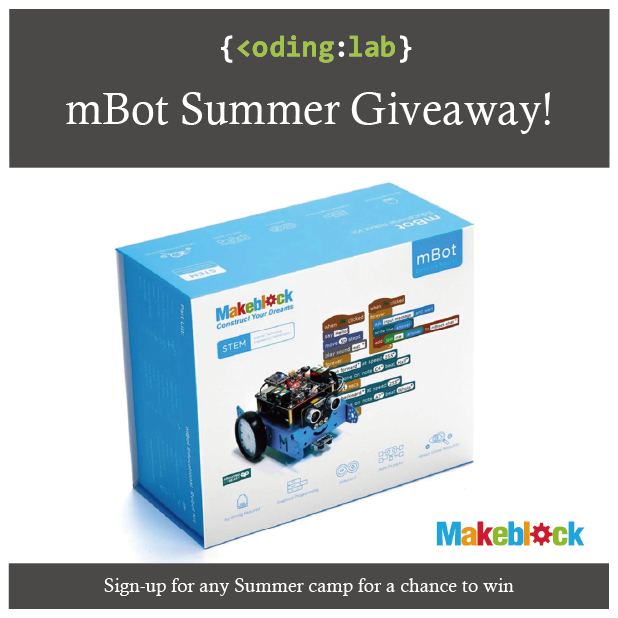 mBot Summer Give Away!
