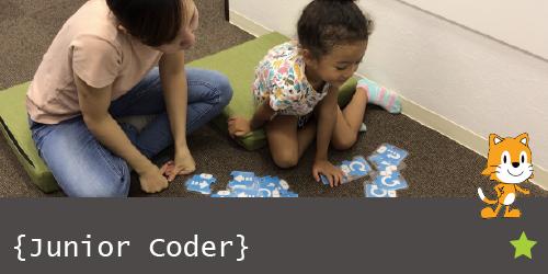Jr. Coding and Robotics Club @ ASIJ 2021 Sep